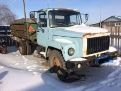 ГАЗ 3307. ГАЗ, 6 000 куб. см., 5 000 кг.
