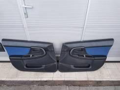 Обшивка двери. Subaru Impreza, GDB