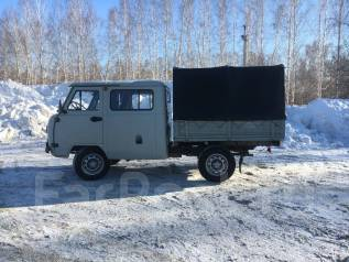 УАЗ. 3390945, 2 700 куб. см., 1 000 кг.