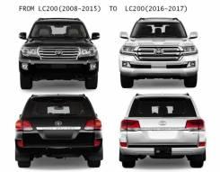 Кузовной комплект. Toyota Land Cruiser, GRJ200, GRJ76K, GRJ79K, J200, URJ200, URJ202, URJ202W, UZJ200, UZJ200W, VDJ200 Двигатели: 1GRFE, 1URFE, 1VDFTV...