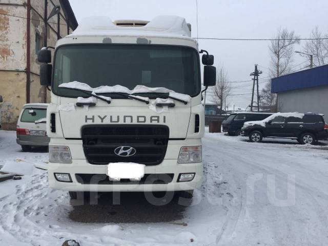 Hyundai HD250. Продаётся грузовик , 11 149 куб. см., 16 000 кг.
