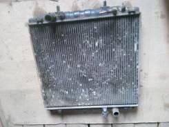 Радиатор охлаждения двигателя. Hyundai Terracan Двигатели: D4BH, G6CU