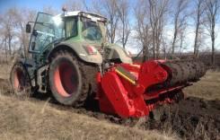 Ротоватор Supersoil для Fendt 933. Под заказ