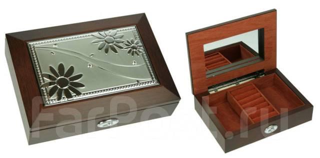 66ff479c0df6 Шкатулка ювелирная Moretto со стразами 18 13 5см Италия арт.39849 во  Владивостоке
