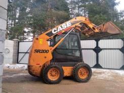 Case SR200. CASE SR200 2012 г. в., 3 000 куб. см., 999 кг.