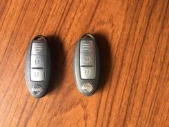 Ключ зажигания, смарт-ключ. Nissan Smart