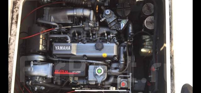 Yamaha PC. Год: 1996 год, длина 10,00м., двигатель стационарный, 300,00л.с., дизель