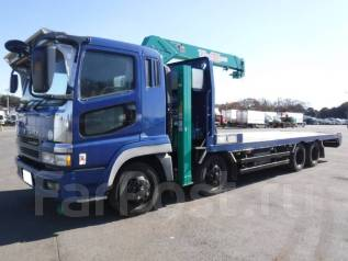Mitsubishi Fuso Super Great. 2001г, 21 200 куб. см., 12 600 кг. Под заказ