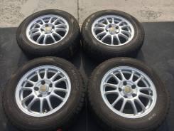 """195/65 R15 Dunlop DSX-2 литые диски 5х114.3 (K12-02). 6.0x15"""" 5x114.30 ET45"""