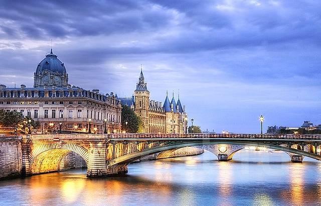 Франция. Париж. Экскурсионный тур. Детские каникулы в Париже