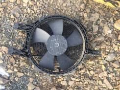 Вентилятор радиатора кондиционера. Nissan Elgrand, NE51