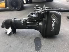 Tohatsu. 15,00л.с., 2-тактный, бензиновый, нога L (508 мм), Год: 2003 год. Под заказ