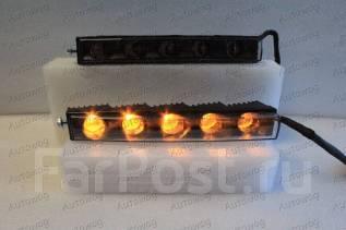 Ходовые огни. Mercedes-Benz G-Class, W463