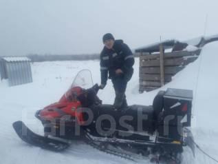 Русская механика Тайга Варяг 550. исправен, есть птс, с пробегом