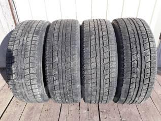 Bridgestone Blizzak MZ-02. Зимние, без шипов, 2008 год, износ: 40%, 4 шт