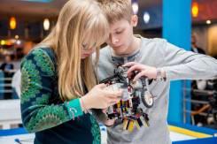 Робототехника для детей 5 - 15 лет