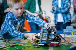 Робототехника для детей от 5 до 15 лет в Хабаровске