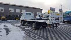 Isuzu Elf. Продам эвакуатор , Полная Пошлина, 4 300 куб. см., 3 000 кг.