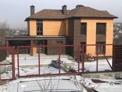 Дом в коттеджном поселке Радово-2. Улица Бринера 46, р-н Весенняя, площадь дома 330 кв.м., централизованный водопровод, электричество 22 кВт, отоплен...