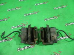 Суппорт тормозной. Toyota Crown Majesta, UZS151 Двигатель 1UZFE