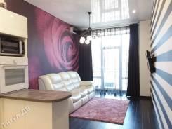 3-комнатная, улица Четвертая 6д. Океанская, проверенное агентство, 83 кв.м. Интерьер