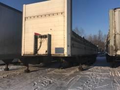 Schmitz SO1. Продам прицеп борт Schmitz SO 01, 30 000 кг.