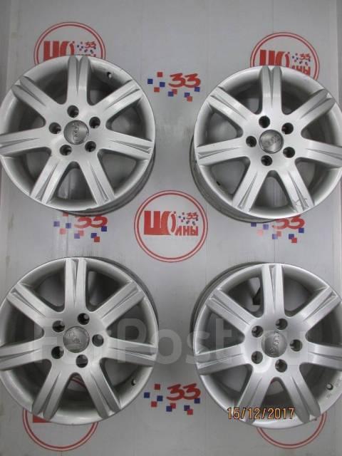 Audi. 7.5x18, 5x130.00, ET53, ЦО 71,6мм.