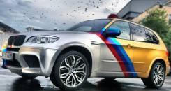 BMW. 10.5/11.5x21, 5x120.00, ET45/38, ЦО 74,1мм.