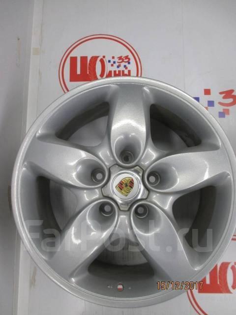 Porsche. 8.0x18, 5x130.00, ET57, ЦО 71,6мм.