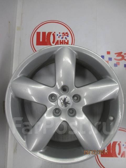 """Peugeot. 8.0x18"""", 5x108.00, ET27, ЦО 65,1мм."""