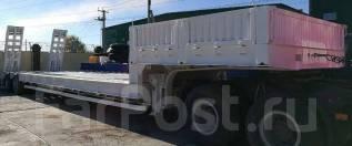 Cimc. Трайлер cimc SDW9402TDP, 70 000 кг.