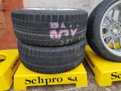 Bridgestone Blizzak Revo GZ. Зимние, без шипов, 2010 год, износ: 40%, 2 шт