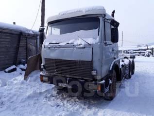МАЗ. Продается тягач Маз, 10 000 куб. см., 20 000 кг.