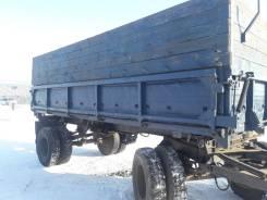 Камаз ГКБ 8527. Прицеп ГКБ, 8 000 кг.