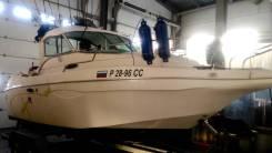 Lema. Год: 2002 год, длина 6,65м., двигатель стационарный, 95,00л.с., бензин