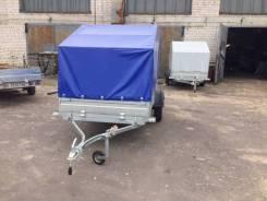 Прицеп для перевозки квадроцикала. Г/п: 500 кг., масса: 750,00кг.