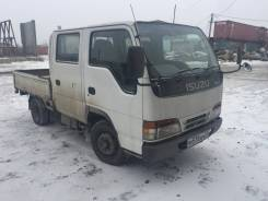 Isuzu NHR. Продаётся грузовик Isuzu Elf, 3 100 куб. см., 1 500 кг.
