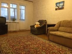 1-комнатная, улица Первомайская 18. Центральный, частное лицо, 43 кв.м.