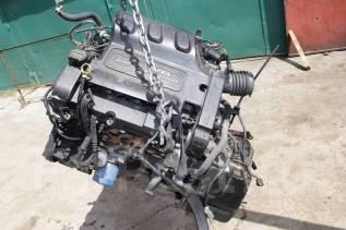 Двигатель в сборе. Mazda Tribute Ford Maverick Двигатели: AJ, AJV6