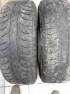 Bridgestone Ice Cruiser 7000. Зимние, шипованные, износ: 70%, 2 шт