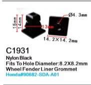 Крепежный элемент C1931