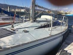Срочно! Парусная яхта - Yamaha 33. Длина 10,00м. Под заказ