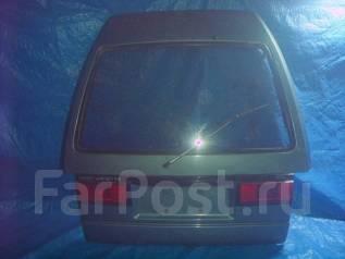 Дверь багажника. Nissan Vanette, VUJC22 Двигатели: LD20, LD20T, LD20TII