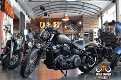 Harley-Davidson Dyna Street Bob. 1 745 куб. см., исправен, птс, без пробега