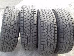 Bridgestone Blizzak DM-V1. Зимние, без шипов, 2013 год, 20%, 4 шт