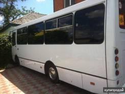 Isuzu Bogdan. Автобус , 2 500 куб. см., 28 мест