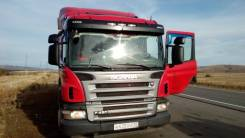 Scania. Скания, 11 000куб. см., 28 000кг., 6x4