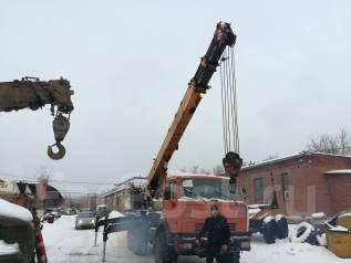 Ивановец КС-35714. Продам Автокран , Кс—35714 2009, 16 000 кг., 18 м.