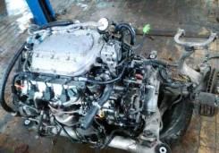 Двигатель в сборе. Honda Legend, KB1 Двигатели: J35A, J35A8
