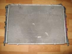 Радиатор охлаждения двигателя. Москвич 2141